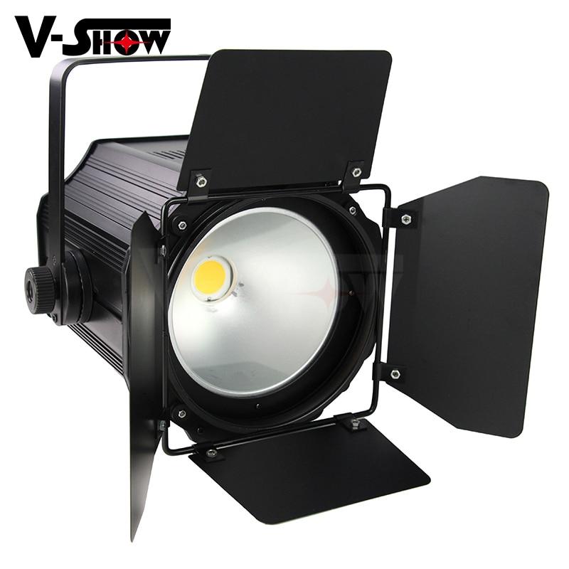 2pcs 200W COB Fresnel Led Studio Stage Light For Camera Photo Video Equipment