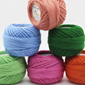 300g/lot 3# Crochet Cotton Yarn Thin Yarn Lace Cotton Crochet Yarns for Hand-knitting Yarn for Machine Knitting Crochet Threads