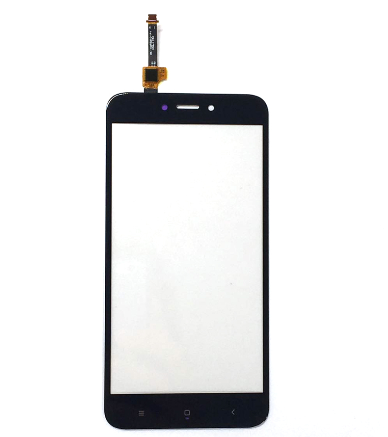 Touchscreen For Xiaomi Redmi 4X Touch Screen Sensor Front Glass Digitizer Replacement With 3m Stickers