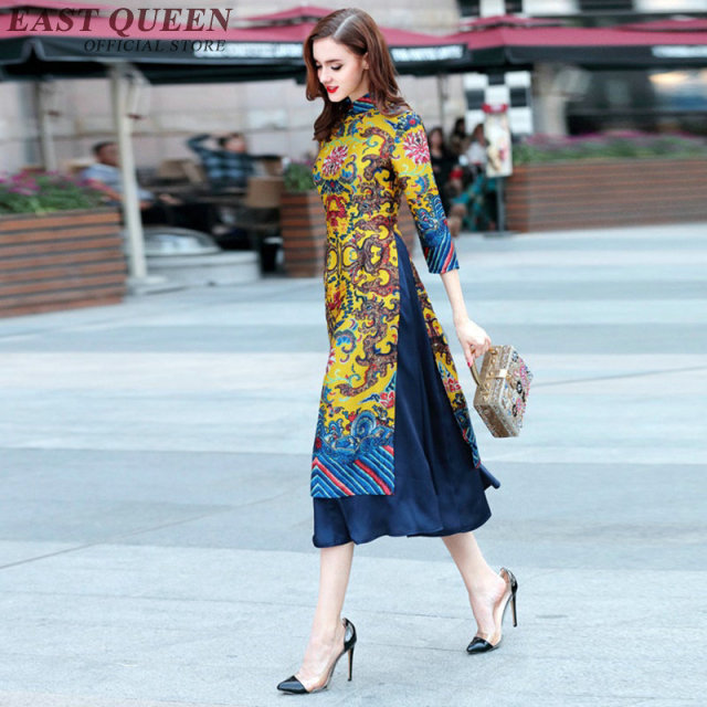 Chinese oriental dresses oriental style dresses chinese traditional ...