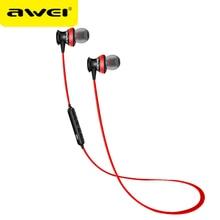 Awei a980bl auriculares auriculares bluetooth inalámbrico de auriculares con micrófono deporte stereo fone de ouvido ecouteur kulakl k