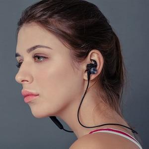 Image 5 - 1 więcej iBFree bezprzewodowy zestaw słuchawkowy Bluetooth 4.2 IPX6 wodoodporny zestaw słuchawkowy bluetooth v4.2 słuchawki douszne z mikrofonem E1018BT