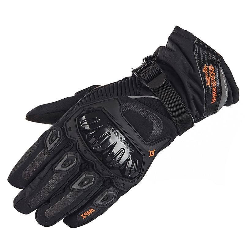 Motorrad handschuhe mann touch screen winter warme wasserdicht winddicht schutzhandschuhe guantes moto luvas motosiklet eldiveni