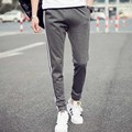 Mens Joggers 2016 Male Trousers Men Pants Mallas Hombre Lacing Sweatpants Jogger 5XL