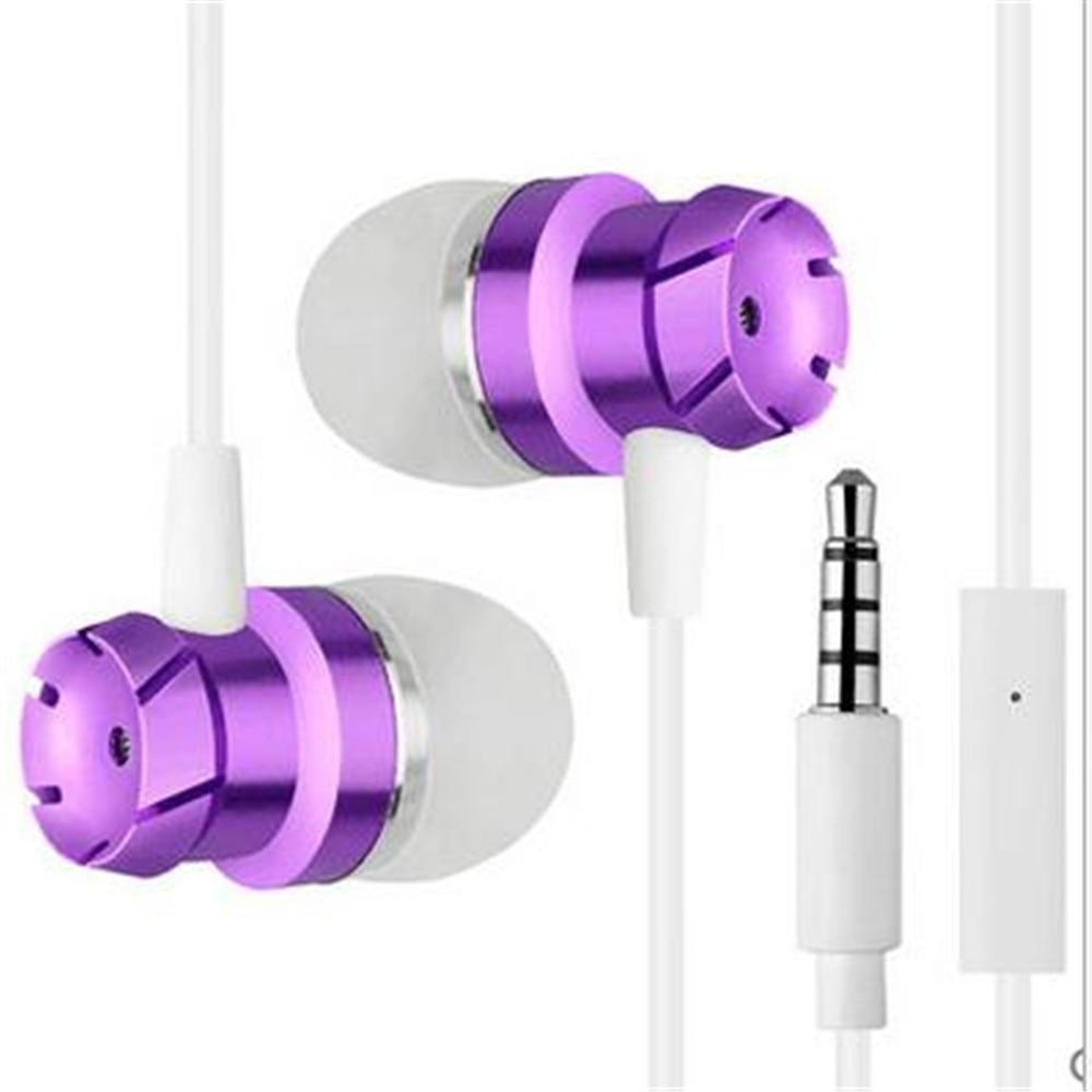 2018072601 metal in-ear sports tecnología híbrida auriculares para el teléfono del moblie xiangli 3 colores 70