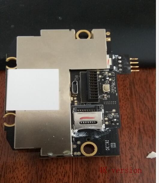 شياو mi شياو mi RC Drone أجهزة الاستقبال عن بعد قطع الغيار 1080 P/4 K النسخة mathebord-في قطع غيار وملحقات من الألعاب والهوايات على  مجموعة 1