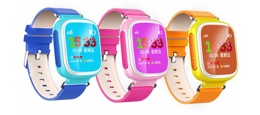 font b GPS b font smart watch baby watch Q80 with Wifi touch screen SOS