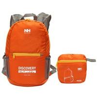 Naturehike 15L 210D Waterproof Nylon Backpack Camping Hiking Rucksack Leisure Backpack Folding Travel Shoulder Storage Bag