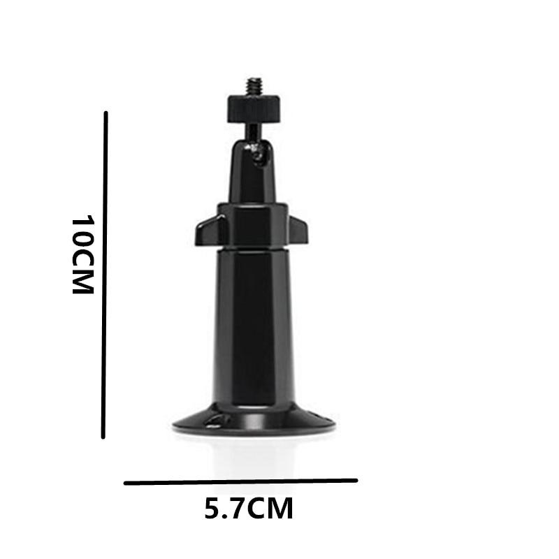 10mm Metal Adjustable Mount Wall Table Ceiling Security Bracket Indoor Outdoor For Arlo/Arlo Pro Camera CCTV Accessories