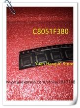 10PCS LOT C8051F380 C8051F380 GQR LQFP48 Microcontroller chip