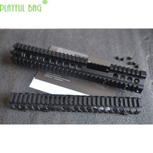 Outdoor activity CS MK18 RIS FSP upgrade material fish bone MDR toy water bullet gun refit accessories OJ43(China)