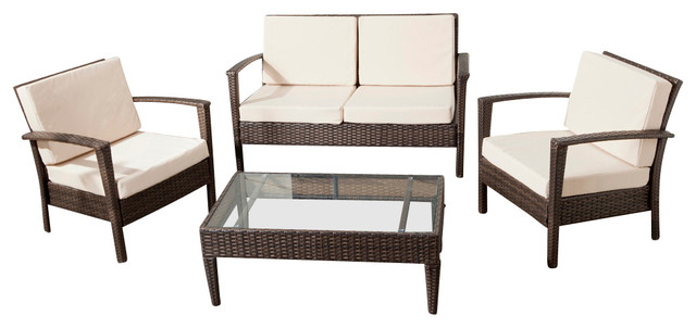 2017 Hot Sell Indoor Furniture Living Room Rattan Sofa Set Is Design For Home
