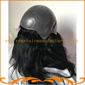 Customized women big toupee Full thin skin base style Indian remy hair natural Lady Full pu Cap Wigs free shipping