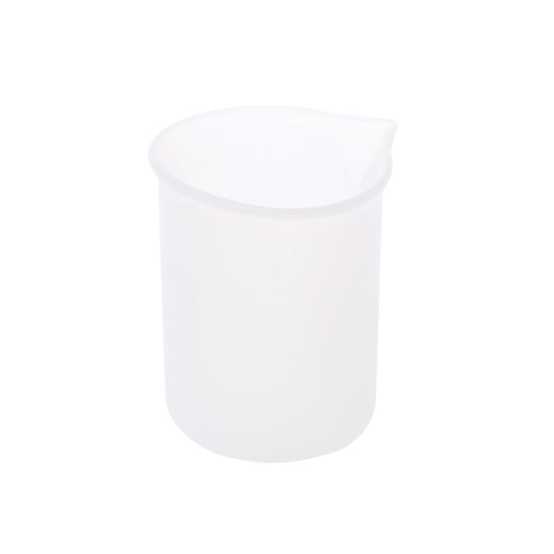 100 мл, мерный стакан силиконовой смолы клей инструменты для изготовления украшений вручную ремесло DIY Чашки и соусницы      АлиЭкспресс