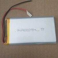 Срочная продажа ограниченная продажа в розницу 7500 мАч 7566121 Новая аккумуляторная батарея размер: 121*66*7,5 мм Высокое качество