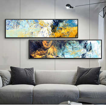 Oil Painting on Canvas Printings Modern Abstract Wall Art Picture HD European Home Decor Living Room Bedroom Decorative Painting - DISCOUNT ITEM  28% OFF All Category