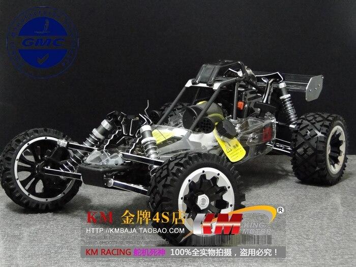 Baja 1:5 Gas Powerd Dark knight Baja 5B 30.5CC Gasoline Racing Car reloop rhp 20 knight