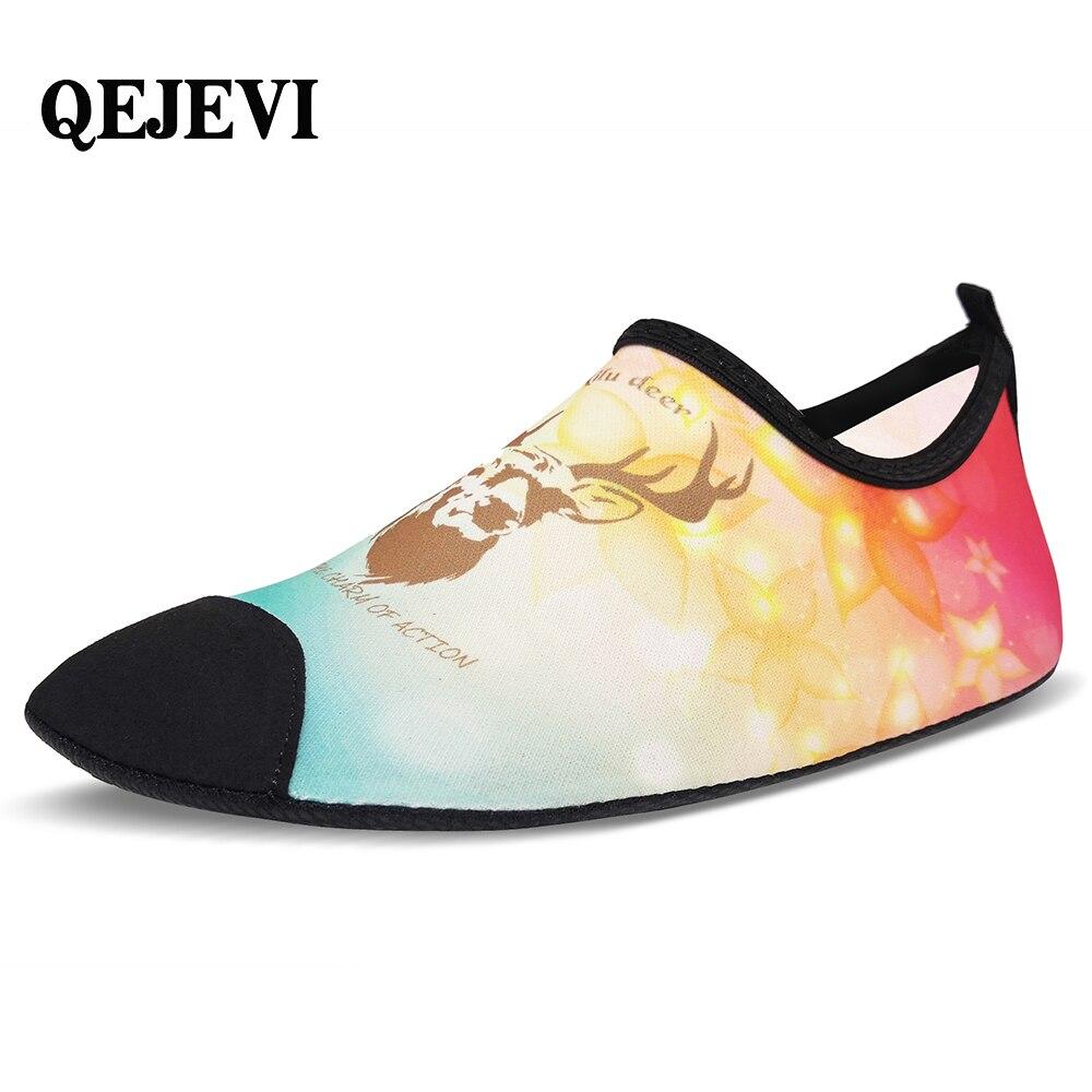 db113551d Cheap Qejevii 2019 nuevos zapatos deportivos de agua para mujer, hombres,  Aqua, descalzos