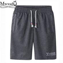 Mwxsd brand summer Casual Mens breath gym Shorts men sports jogger short pants spring male Sweatpants Fitness shorts 5xl 6xl