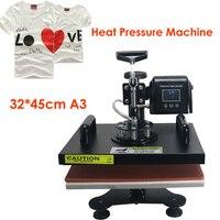 ToAuto Heat Press Machine Sublimation Transfer T Shirt Machine CE 32 45cm Custom Phone Case Pad