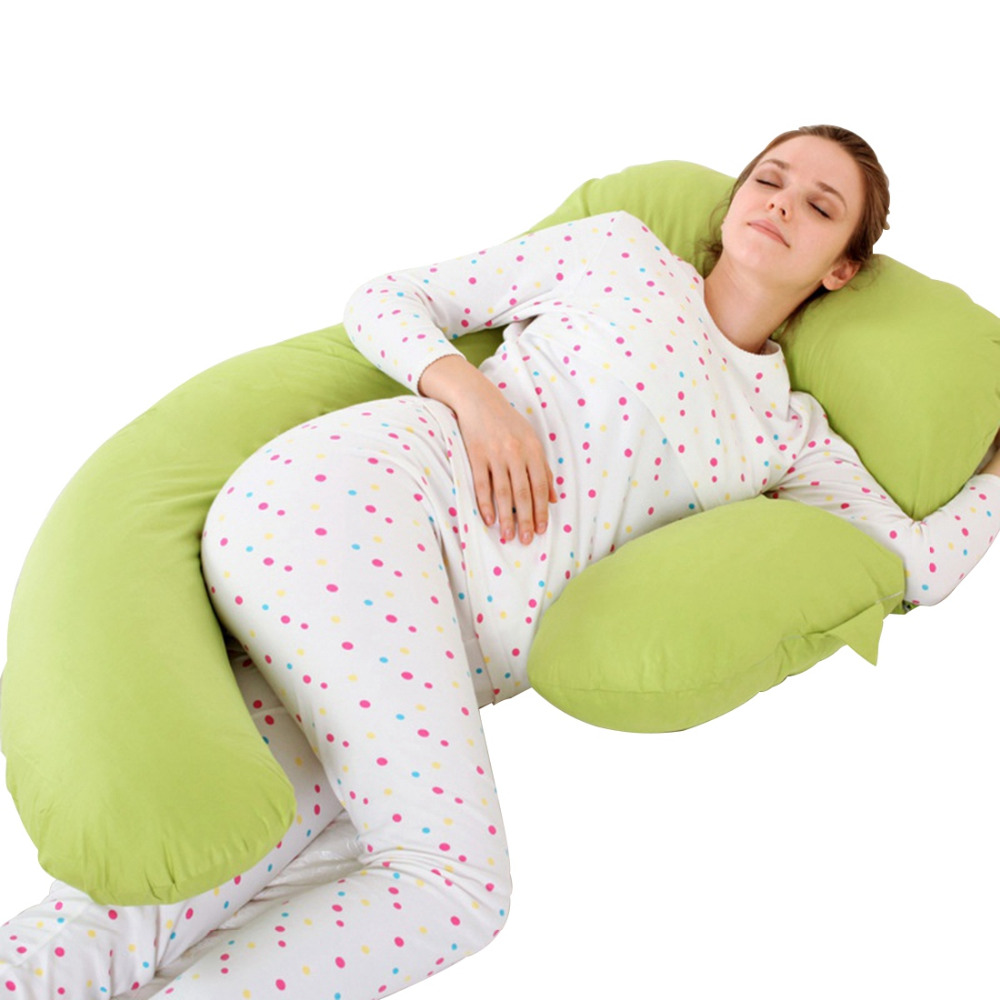 Baby Breastfeeding Pillow Maternity Body Belly Support