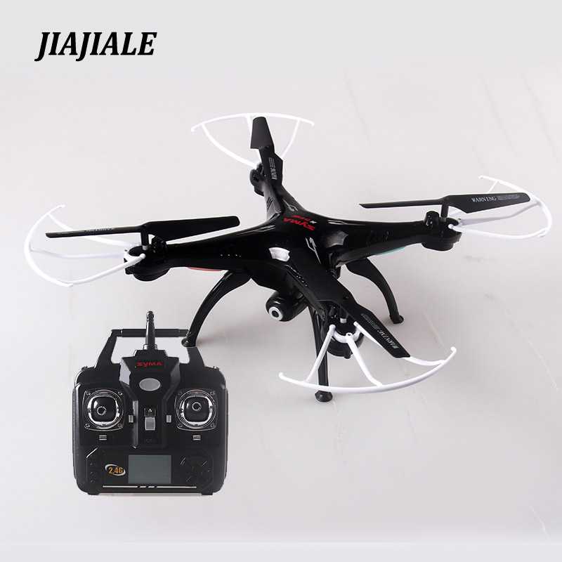 24G Syma X5SW RC drone quadcopter with HD WIFI FPV camera helicopter Remote control toy Gift 1200 mAh upgrade Battery VS X5HW