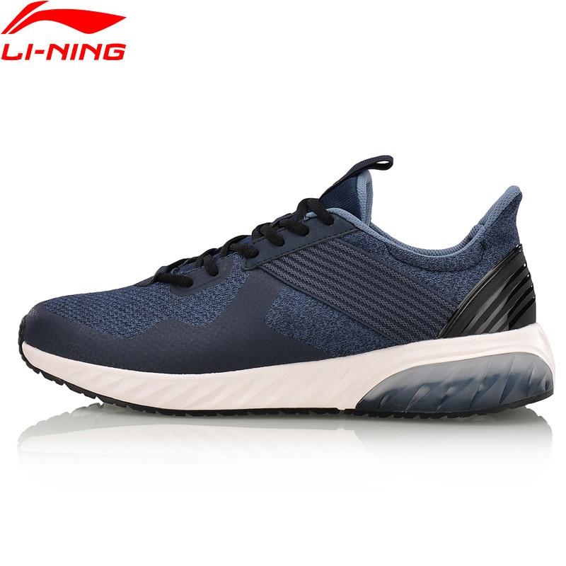 Li-Ning Walking Shoes LN Gelato Men Sport Shoes LiNing Breathable Cushion Sneakers AGCM047 YXB104