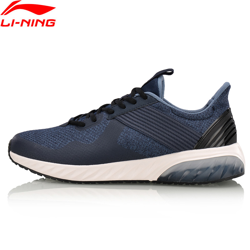 Li-Ning Walking Shoes LN Gelato Men Sports Shoes LiNing Breathable Cushion Sneakers AGCM047 YXB104 li ning men dominator on court basketball shoes bounse cushion lining sports shoes tpu support sneakers abpm027 xyl120