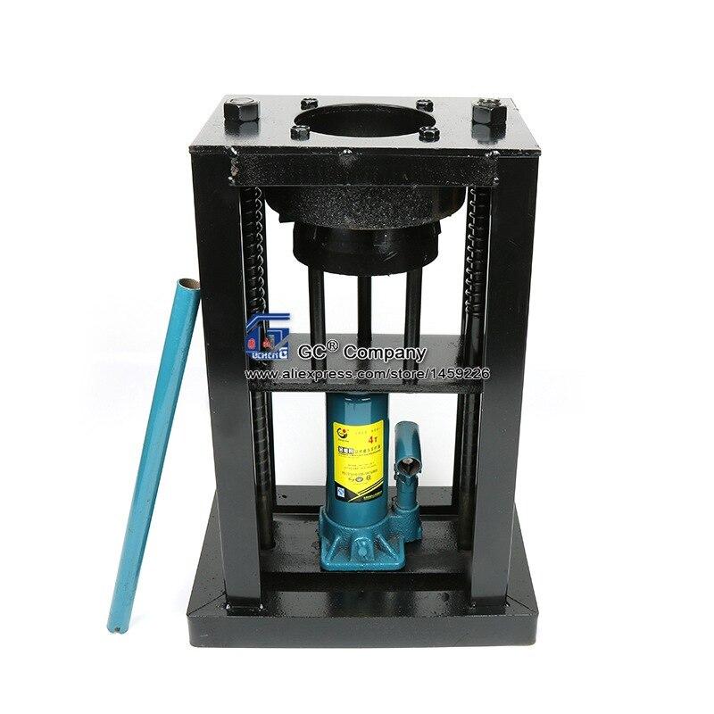 A C Refrigerant Hydraulic Hose Crimper Crimping Machine Crimp 18mm 35mm Fitting