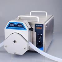 BG600 S/YZ35 13 Digital Industrial Peristaltic Pump 110V/220V transfering Peristaltic Pump