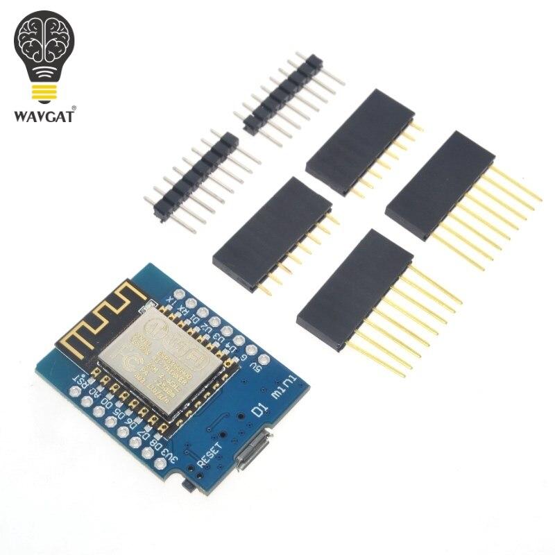 💬 ESP-LINK ESP8266 WeMos D1 Mini Adapter Board | MySensors Forum