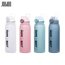 JOUDOO Sport Scrub Tritan Water Bottle Brief Solid Outdoor Bottle Of Water Direct In-stock Adults PC Climbing Tour Cup SL6019 35 цены