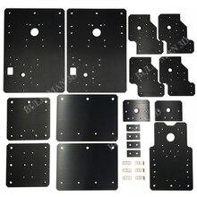 Kit de plaques en aluminium WorkBee CNC, vis plombée et avec ceinture pour Machine de routeur CNC, Machine à graver CNC