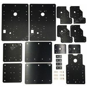 Image 1 - Kit de plaques en aluminium WorkBee CNC, vis plombée et avec ceinture pour Machine de routeur CNC, Machine à graver CNC