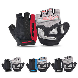 GUB 2099 bicycle half finger gloves with gel man woman summer short unisex