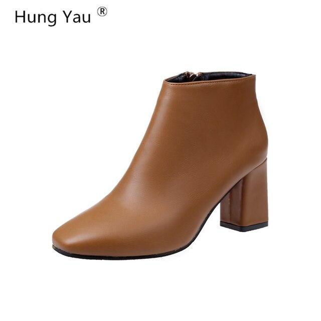 Aliexpress.com : Buy Hung Yau Brogue Shoes Woman Leather