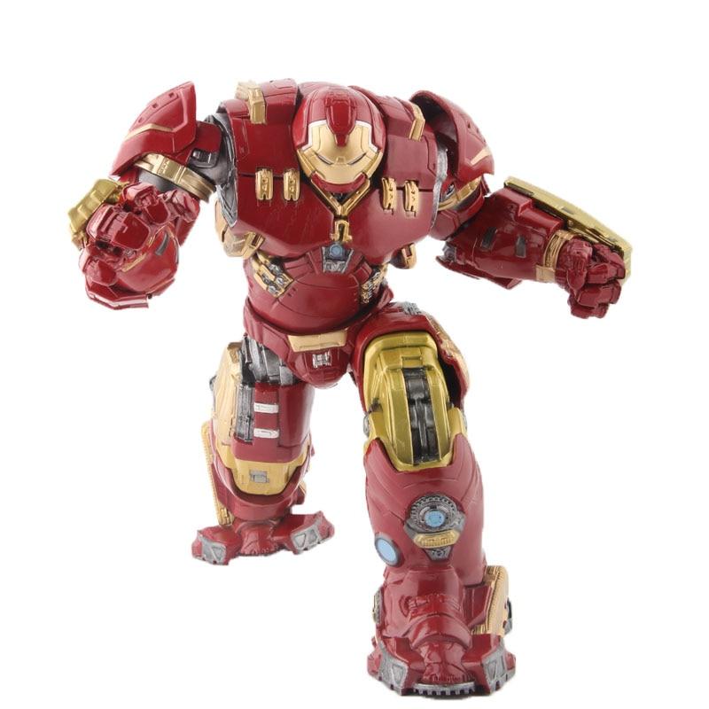 Crazy Toys Marvel Avengers 3 Infinity War MK44 Hulkbuster Figure Ironman 15