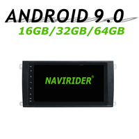 High configuration Octa Core Android 9.0 Car GPS For Porsche Cayenne 2003 2010 navigation Car Radio bluetooth 64GB large memory