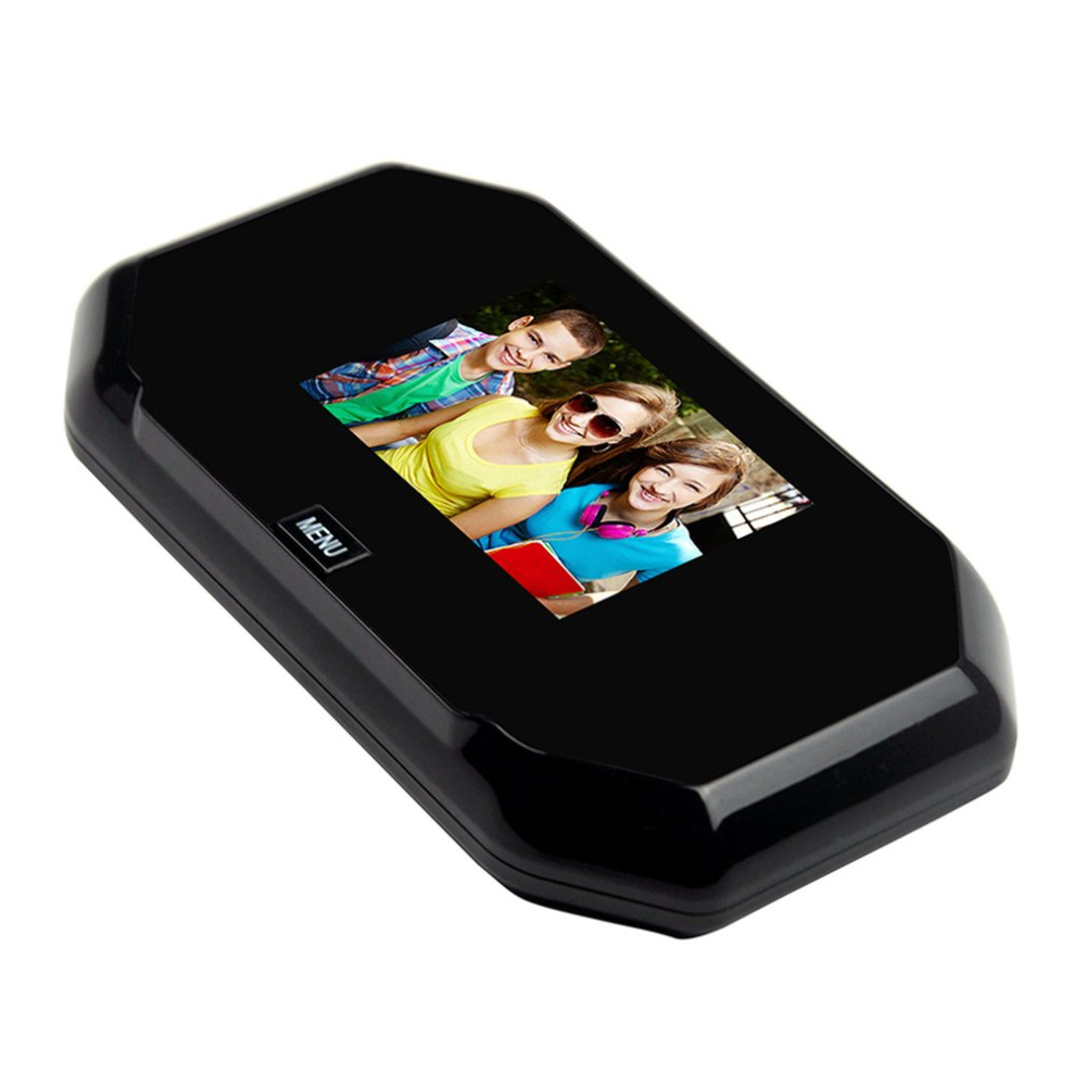 цена на 3.0 Inch TFT LCD Digital Camera Door Peephole Viewer Doorbell Color Screen Video-eye Video Recorder Night vision