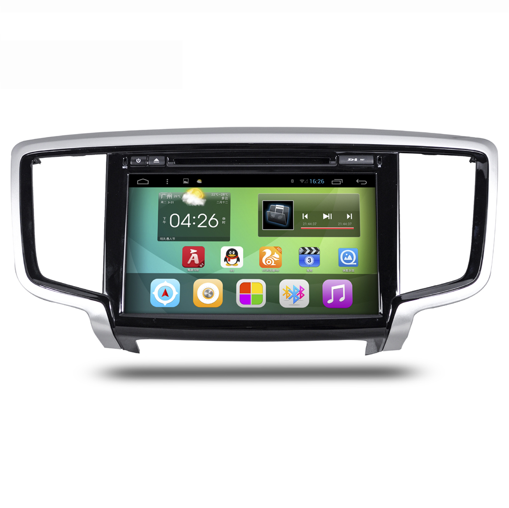10.1 Inch Screen Android 4.4 Car Navigation GPS System