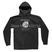 Geek otaku science Mens & Womens Custom Printed Hoodies Sweatshirts