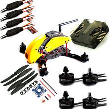 Robocat 270mm 3K Carbon Fiber Mini Quadcopter Emax 2204 Motor 12A ESC Naze32
