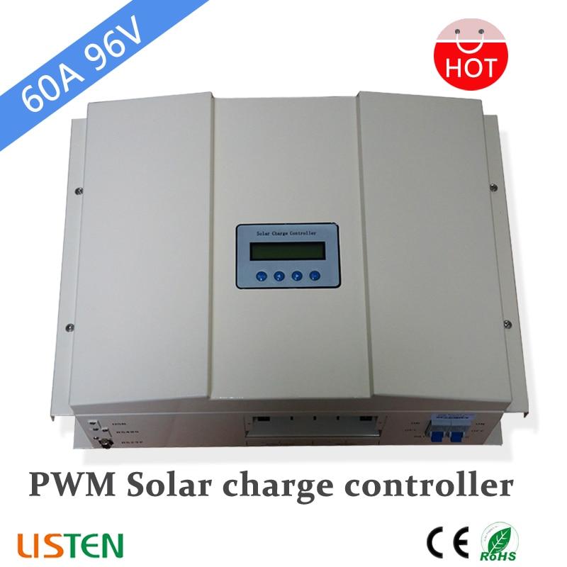 96V 60A Solar System Controller For Solar Station Solar Energy Controller96V 60A Solar System Controller For Solar Station Solar Energy Controller