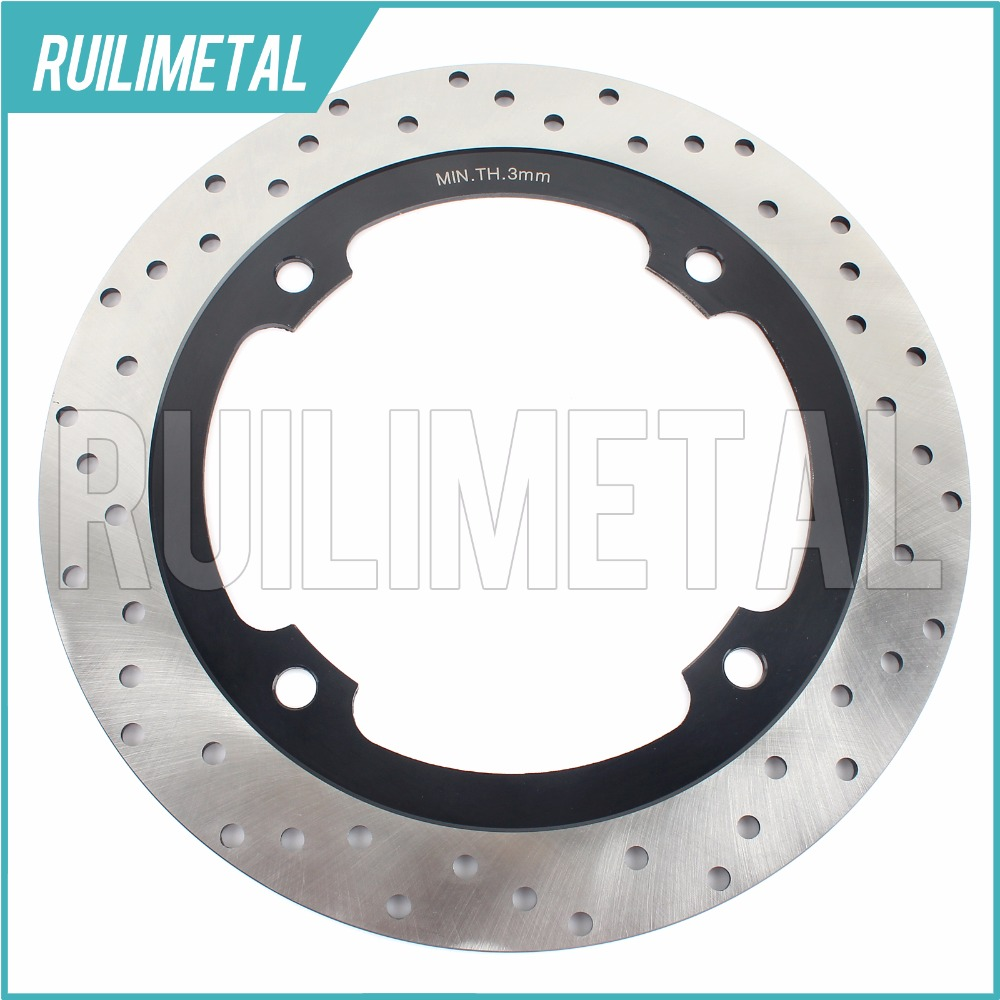Front Brake Disc Rotor for NX 650 Dominator Australia only 1988-2002 XR 650 L 1993-2014 full set front rear brake discs rotors for honda nx dominator 650 88 89 90 91 92 1988 1989 1990 1991 1992 xr l 650 93 12