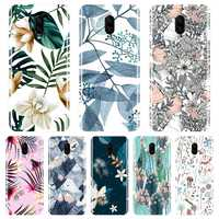 For One Plus 3 3T 5 5T 6 6T Case Silicone Soft Cactus Flower Floral Leaf Pretty Back Cover For OnePlus 3 3T 5 5T 6 6T Phone Case
