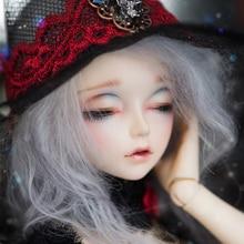 País de Las Hadas minifee OUENEIF Ria 1/4 bjd sd modelo muñecas reborn niñas ojos juguetes de Alta Calidad tienda de maquillaje resina