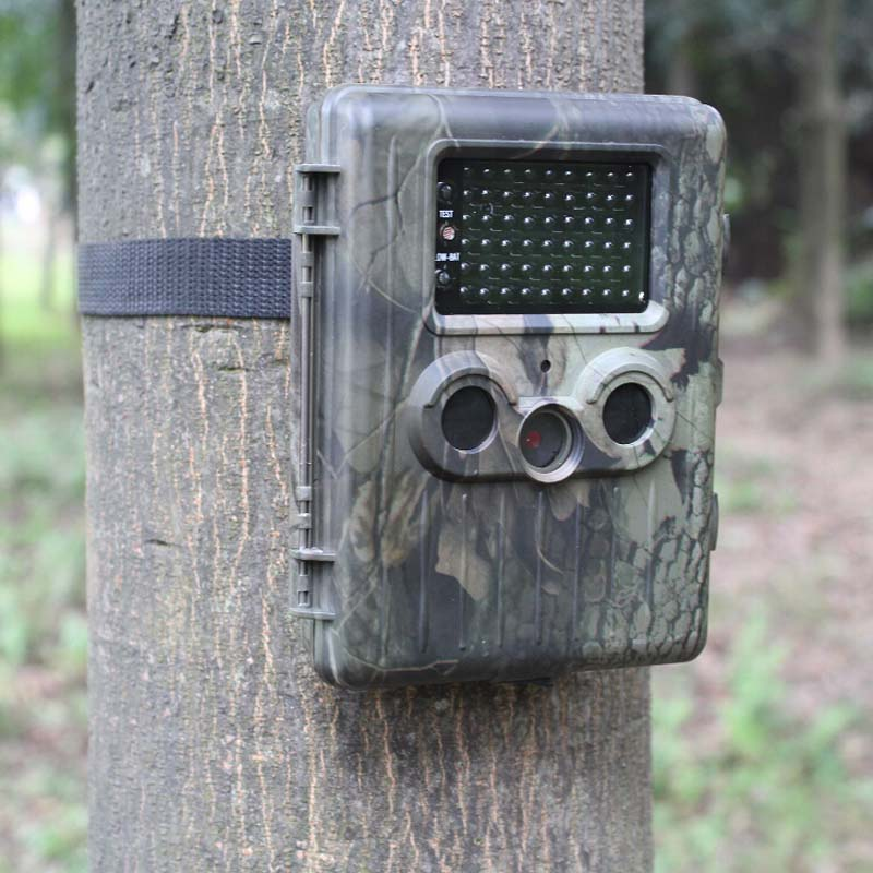 12MP GPRS MMS Trail Hunting camera 1080P 940NM invisible Infrared IR Scouting Hunter Cam with Lion Battery digital 940nm hunting camera invisible infrared 12mp scouting trail camera 2 4 lcd hunter cam s660
