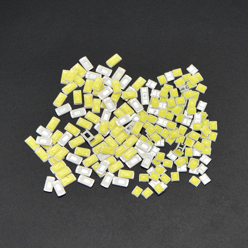 Best 100Pcs 100% Original Epistar SMD 5730 / 2835 Chip LED Lamp 40-55 LM LEDs Diode Light For LED Strip Spotlight, Indoor Bulb