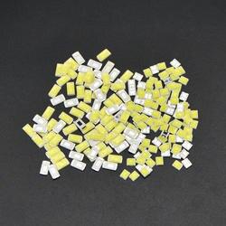 Лучший 100 шт 100% оригинальный Epistar SMD 5730/2835 Чип светодиодный светильник 40-55 LM светодиодный s диод свет для Светодиодные ленты прожектор