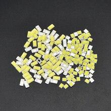 הטוב ביותר 100Pcs 100% מקורי Epistar SMD 5730 / 2835 שבב LED מנורת 40 55 LM נוריות דיודה אור עבור LED רצועת זרקור, הנורה מקורה